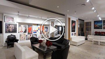 Galerie 203 - Decembre - Matterport - PhiSigma Interactive