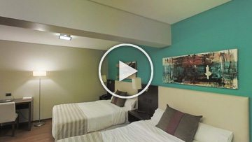 Matterport - Hotel Bicentenario - PhiSigma Interactive