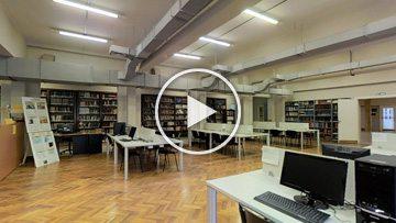 Matterport - PhiSigma Interactive - Biblioteca Escuela Superior de Guerra