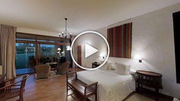 Habitación Imperial - Estancia San Ceferino - Matterport - PhiSigma Interactive