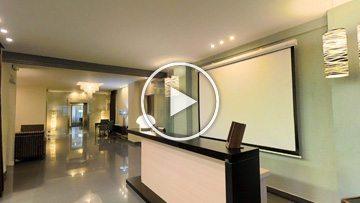 Aula Simulador Hotel - ISEHG - Matterport - PhiSigma Interactive
