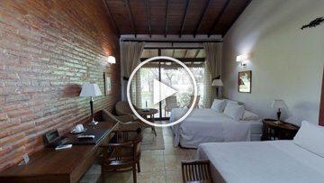 Habitación King - Estancia San Ceferino - Matterport - PhiSigma Interactive